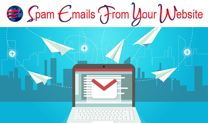 Spam Emails From Your Website